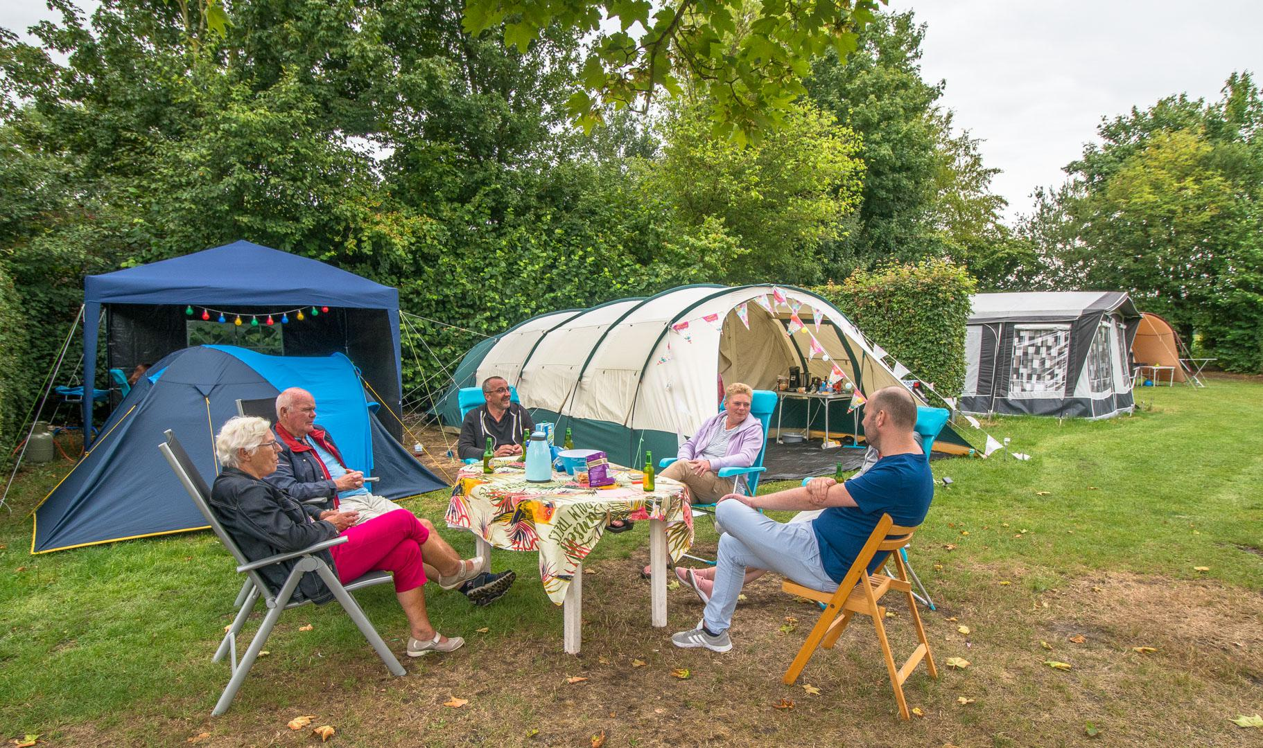 Vakantiepark De Sikkenberg Comfort-Plus Campingplaats Onstwedde Westerwolde Groningen Drenthe