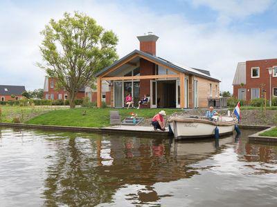 Vakantiehuis Sneekermeer 4
