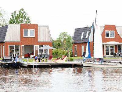 Vakantiehuis Sneekermeer 8