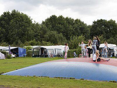 Boshoek, Voorthuizen, Gelderland, camping, campingplaats, sanitair, kamperen, comfort