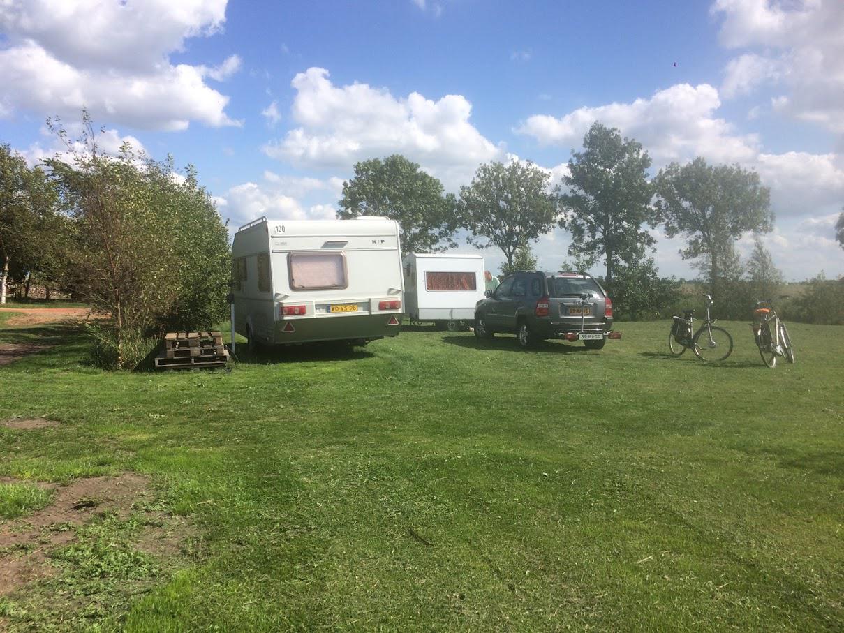 Camping omgeving