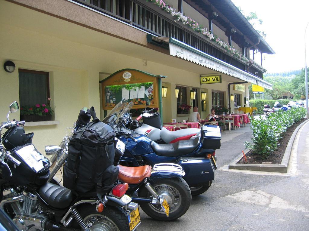 hotel aangezicht