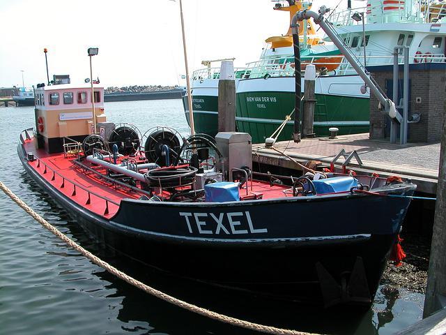 De Ark Onderhuus 2 personen Texel Den Hoorn Noord-Holland