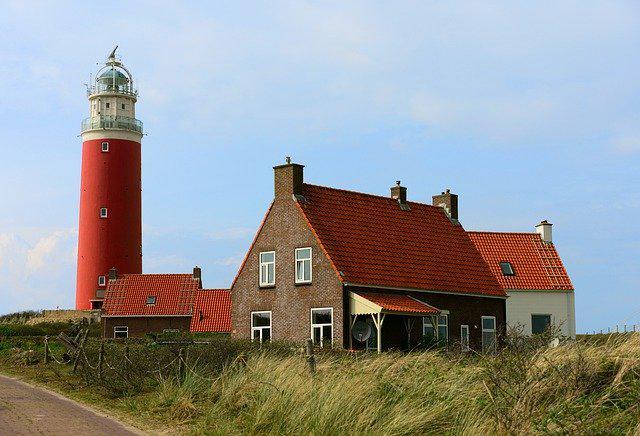 Landgoed Springtij Vakantiehuis Koetshuis 6 personen De Koog Texel Noord-Holland