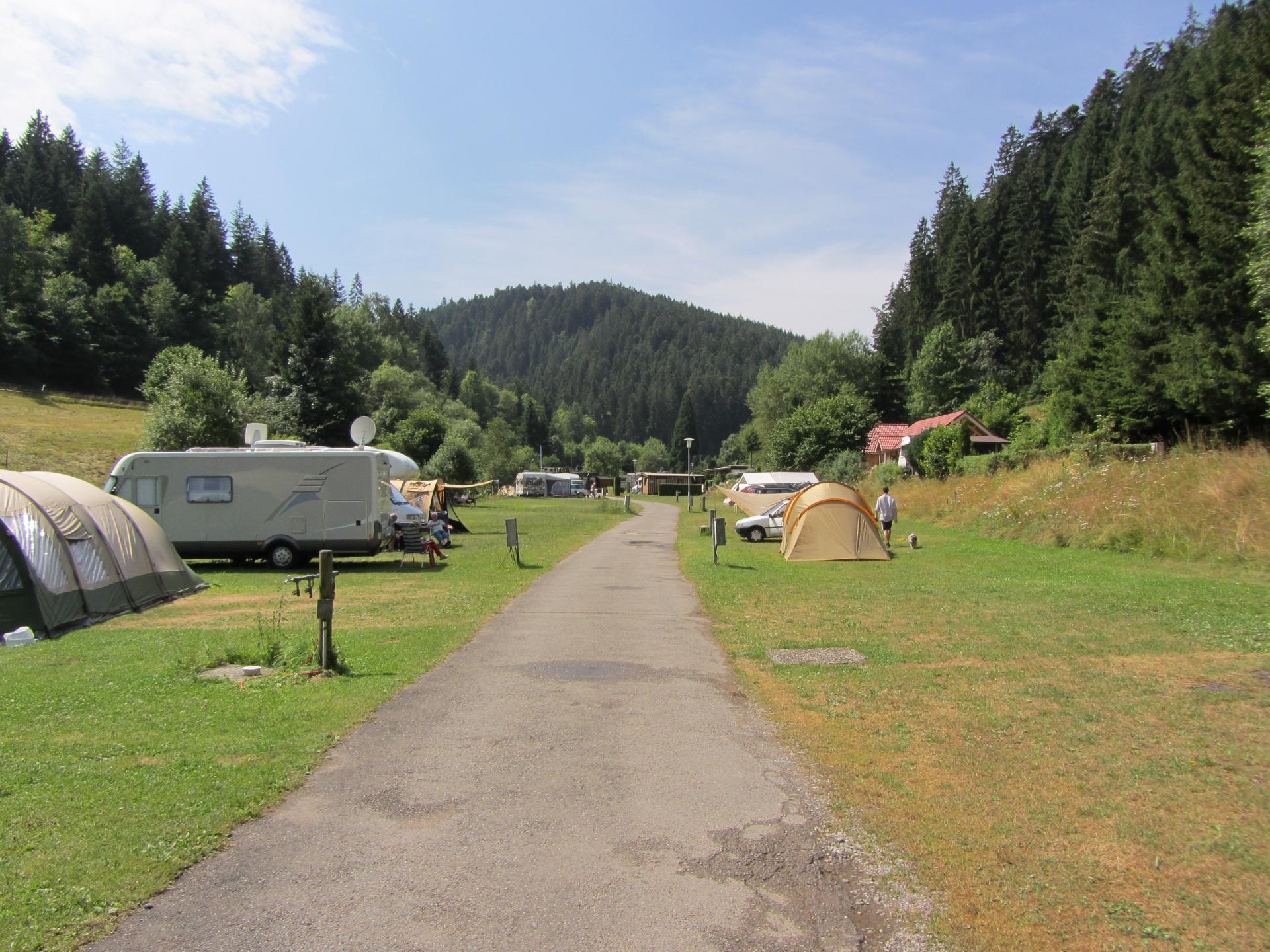 Camping Rehmuhle - Zwarte Woud - Hollandse gezelligheid
