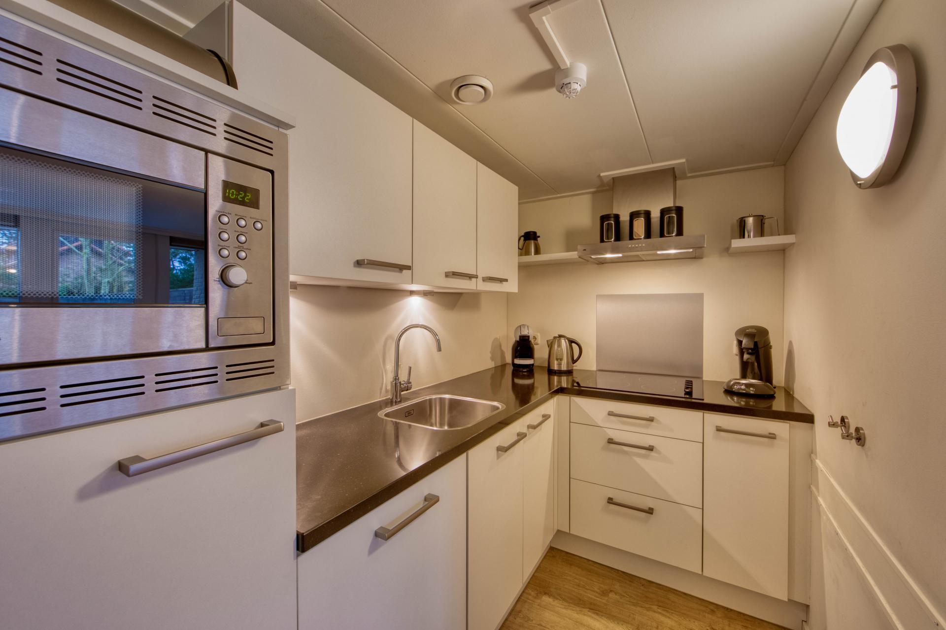 Strand Resort Schier Appartement 3 keuken
