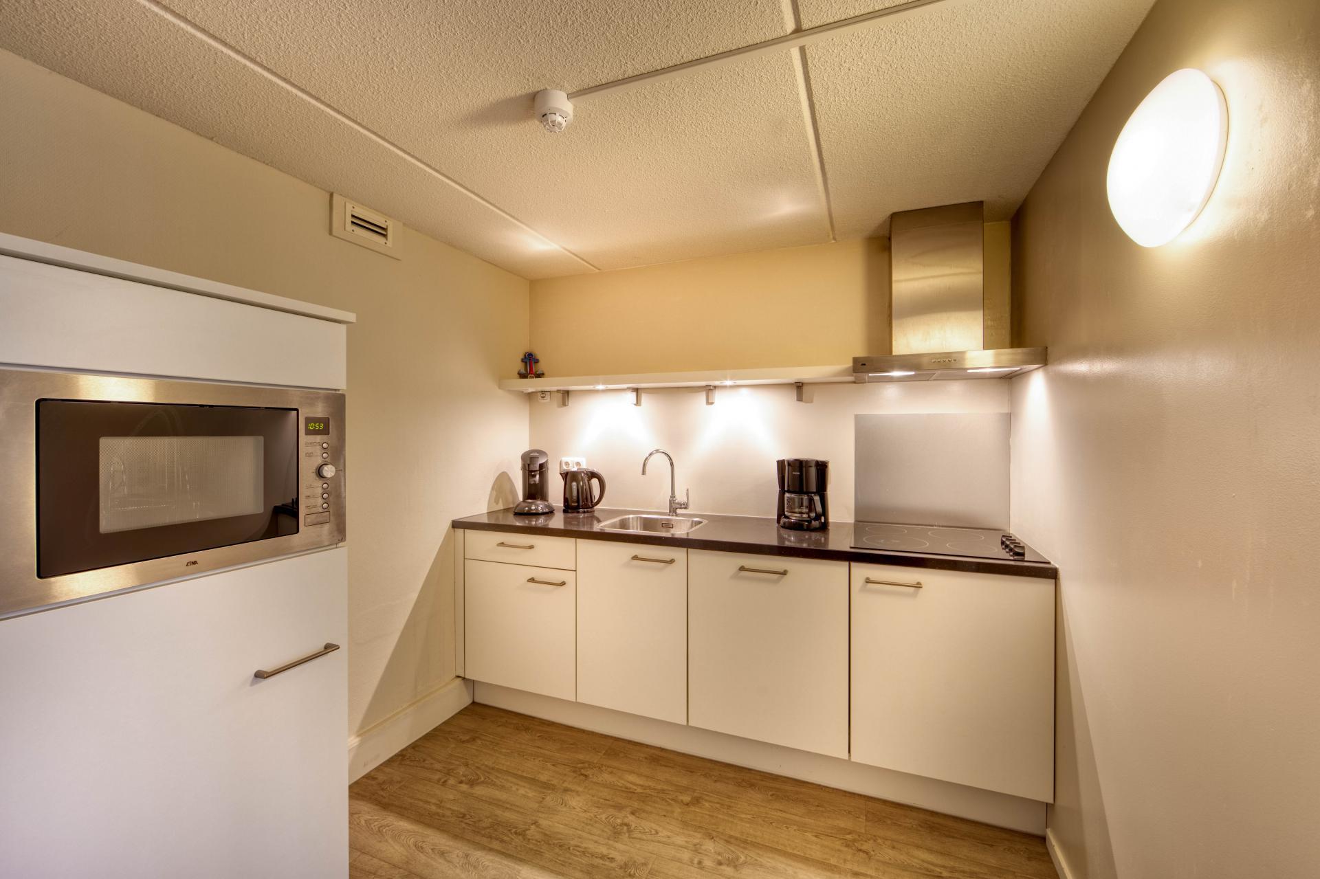 Strand Resort Schier Appartement 4 keuken