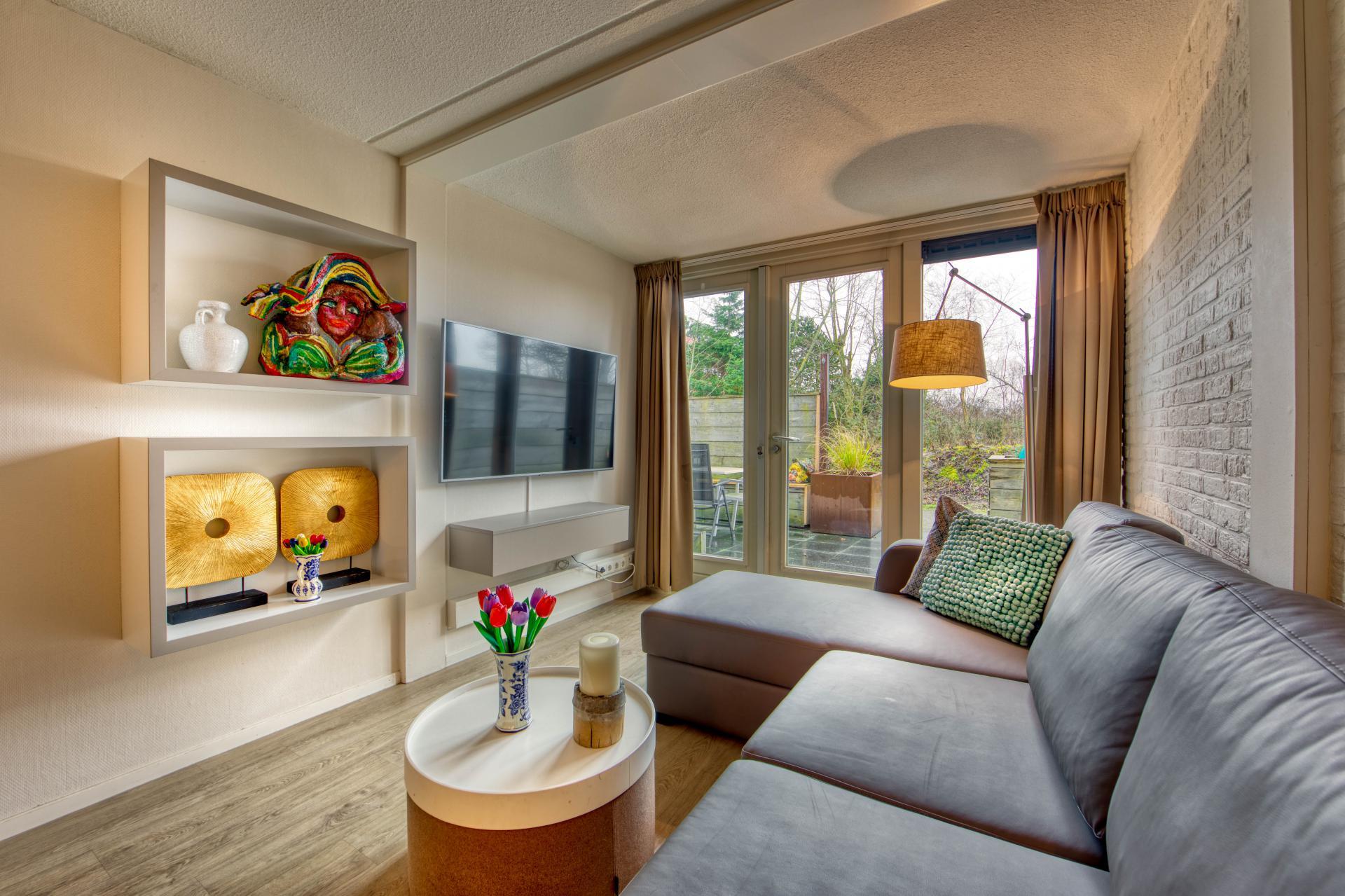 Strand Resort Schier Appartement 4 woonkamer