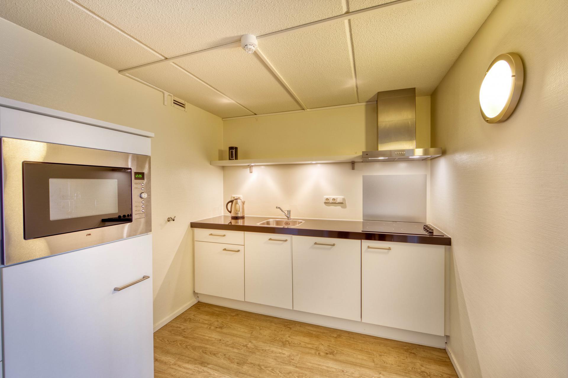 Strand Resort Schier Appartement 5 keuken