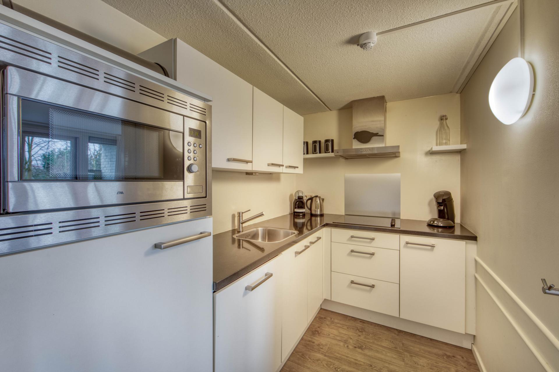 Strand Resort Schier Appartement 6 keuken