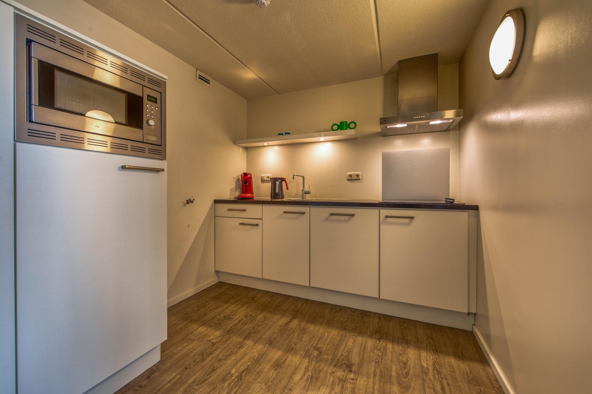 Strand Resort Schier Appartement 7 keuken