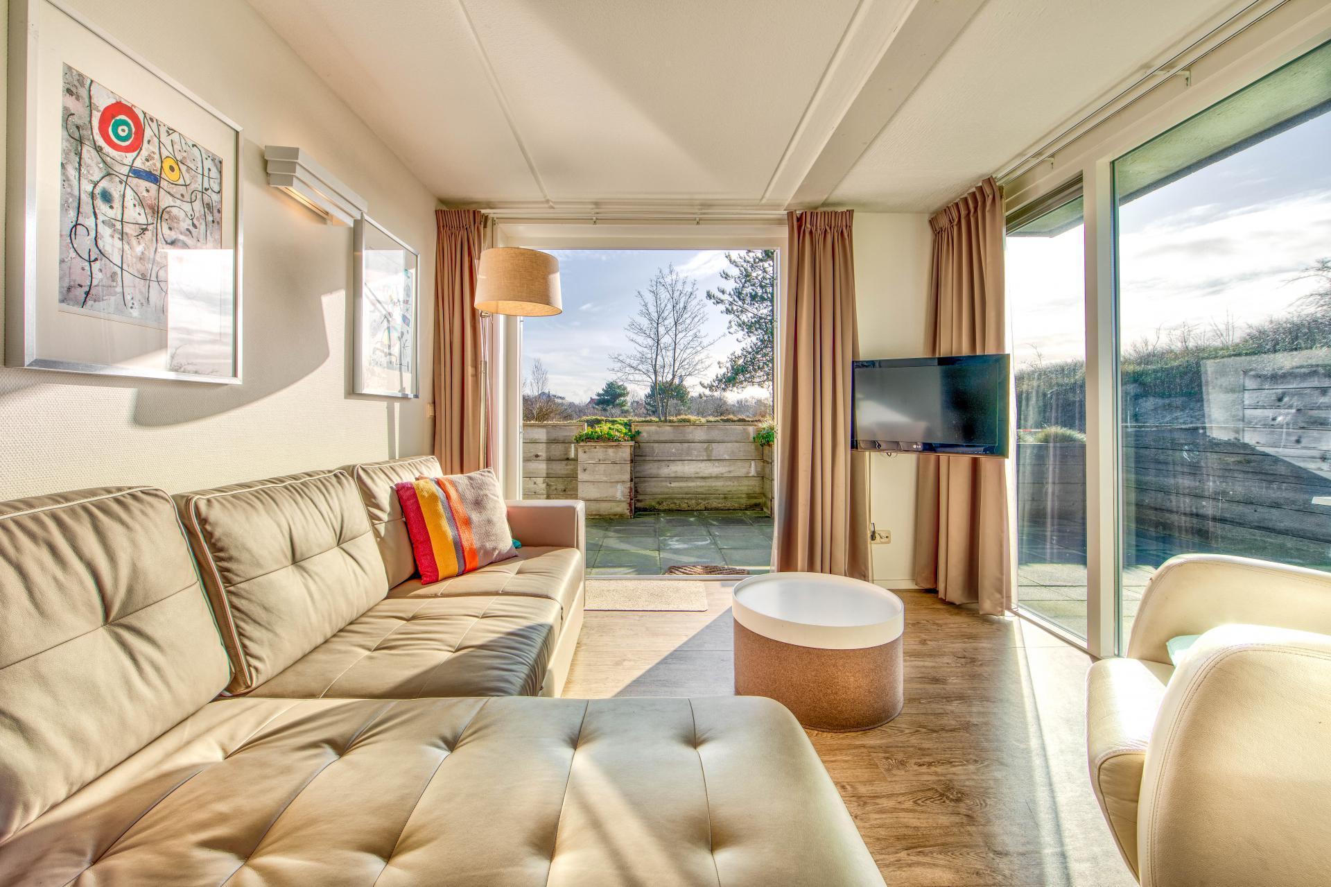Strand Resort Schier Appartement 9 woonkamer