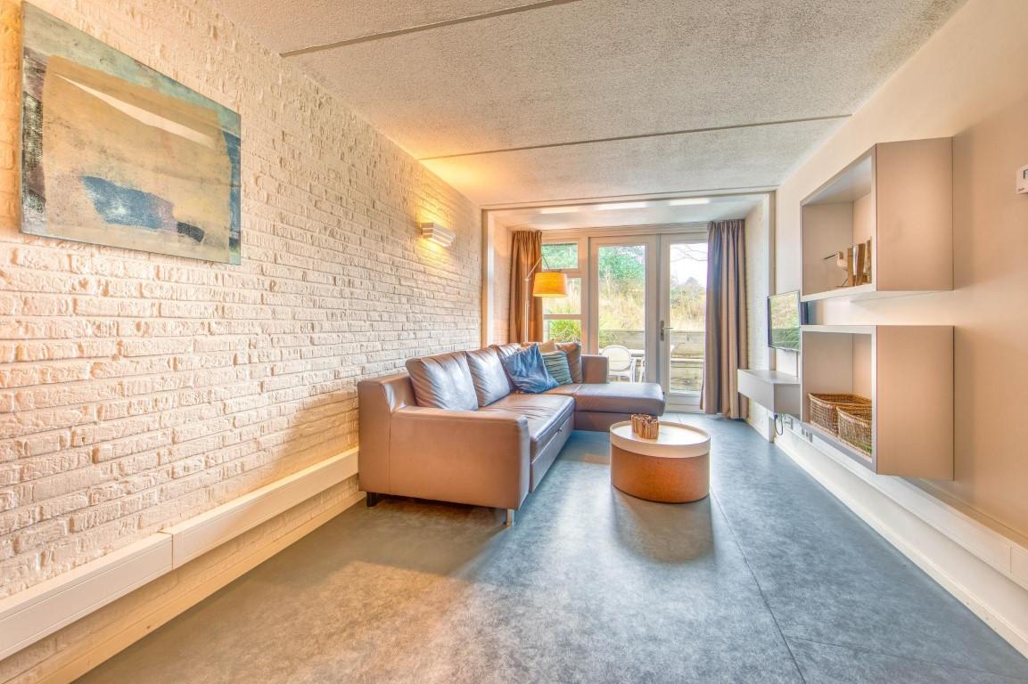 Strand Resort Schier Appartement 10 woonkamer