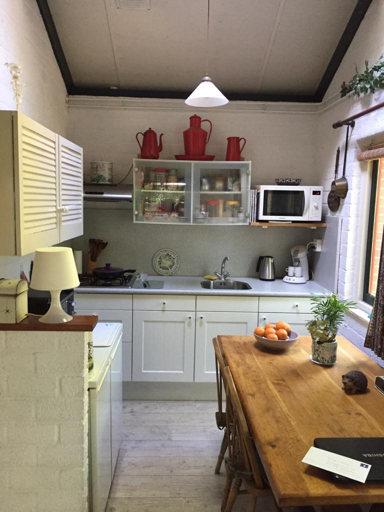 Keuken natuurhuisje 109