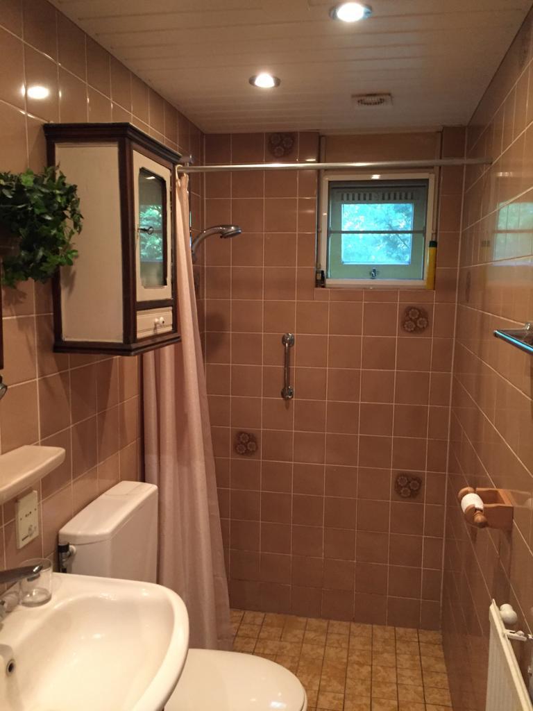 Badkamer natuurhuisje 109