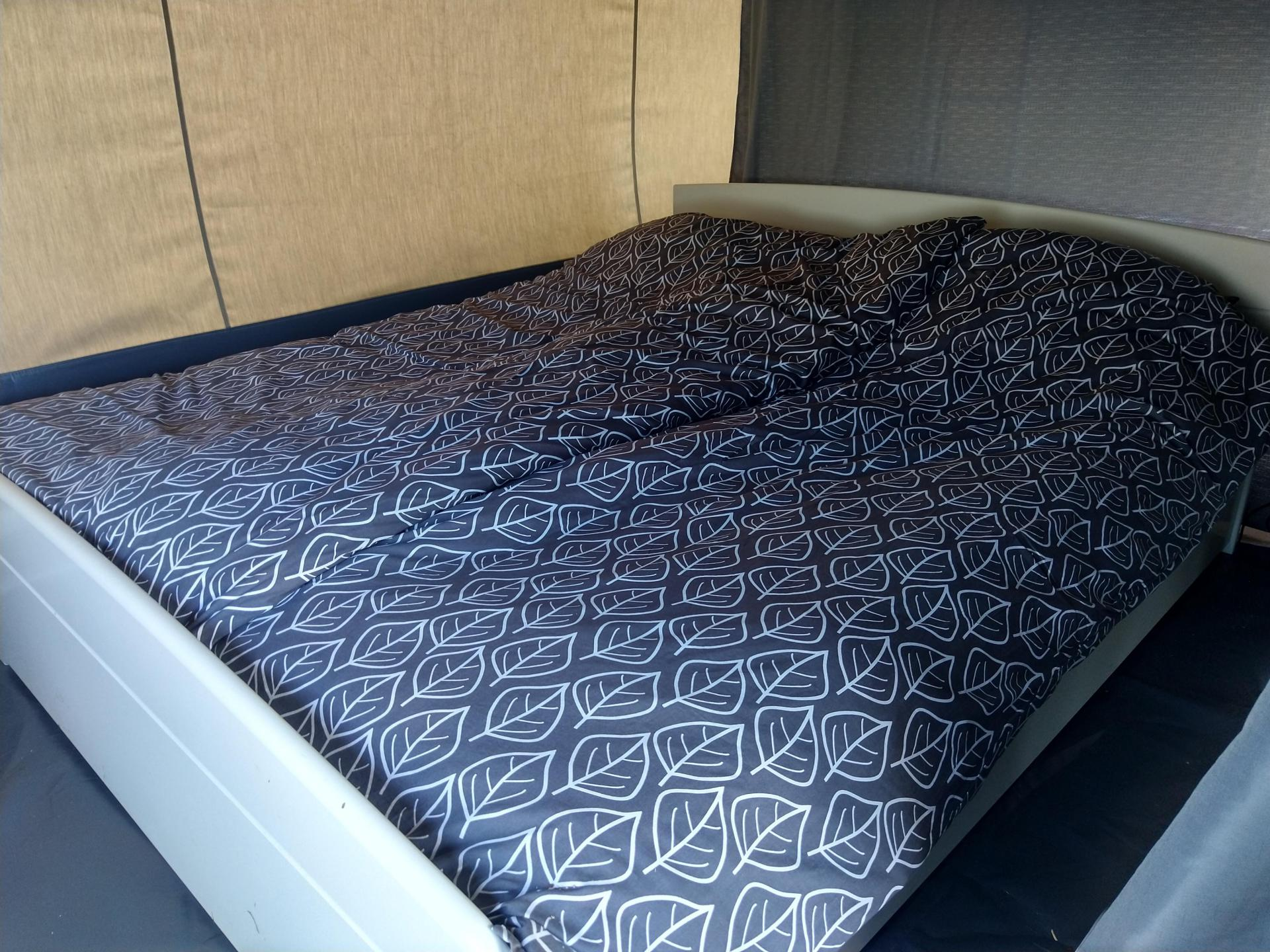 2persoons bed Sleat