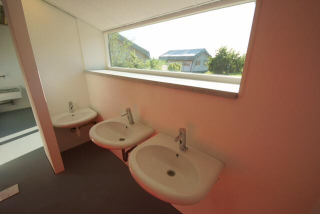 Toilet gebouw