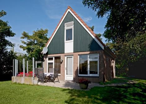 Klein Axel vijf sterren vakantiehuis 4 personen