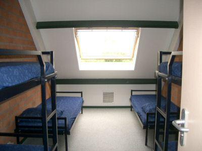 Groepsaccommodatie De Huiszwaluw - Slaapkamer