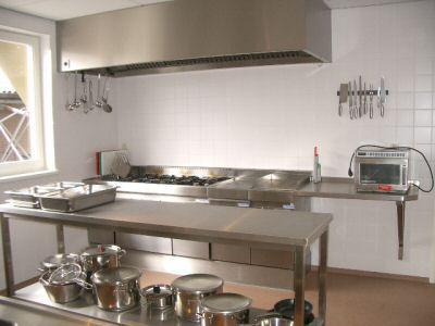 Groepsaccommodatie De Huiszwaluw - keuken