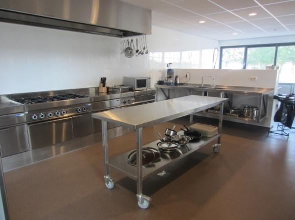 Groepsaccommodatie De Boerenzwaluw - Keuken