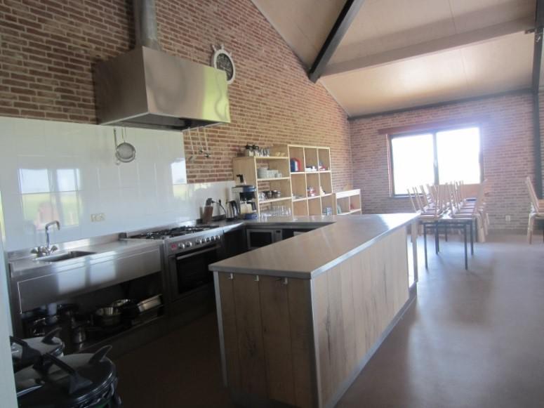 Groepsaccommodatie De Oeverzwaluw - keuken