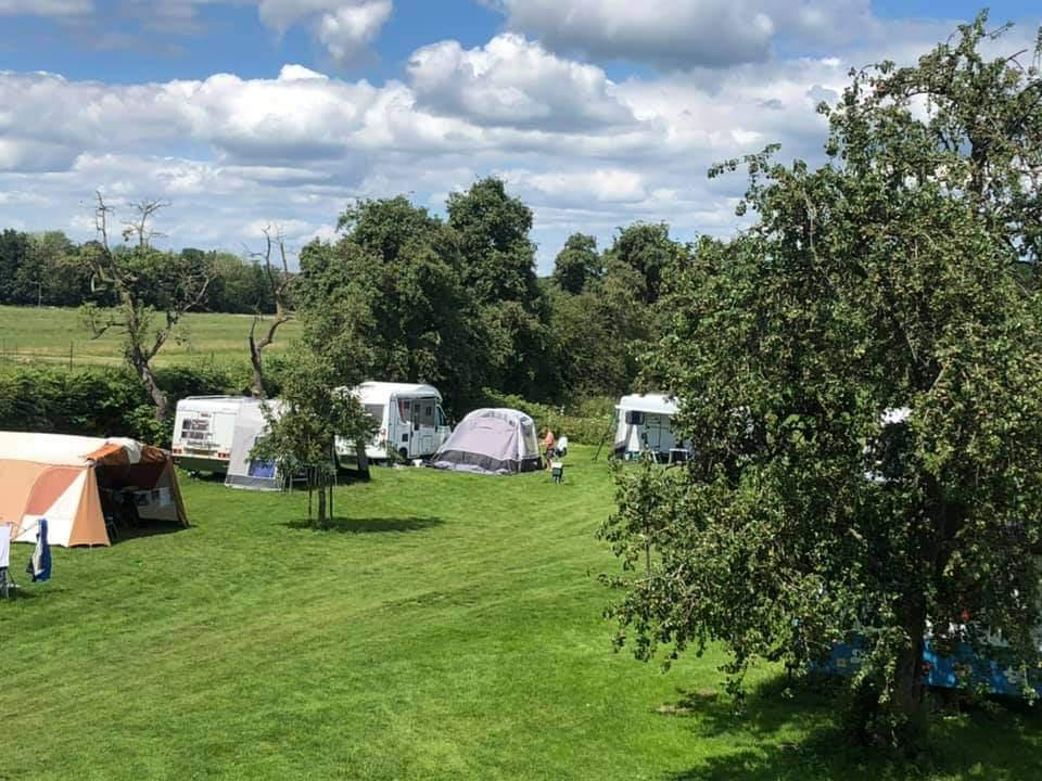 Camping Graaff en Woerd Gelderland Minicamping 4
