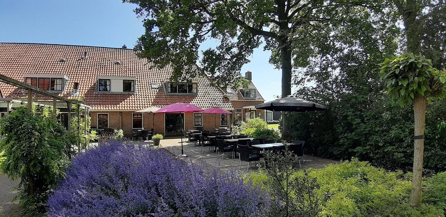 De Vrije Vogel Groepsaccommodatie Hof van Elsloo Friesland