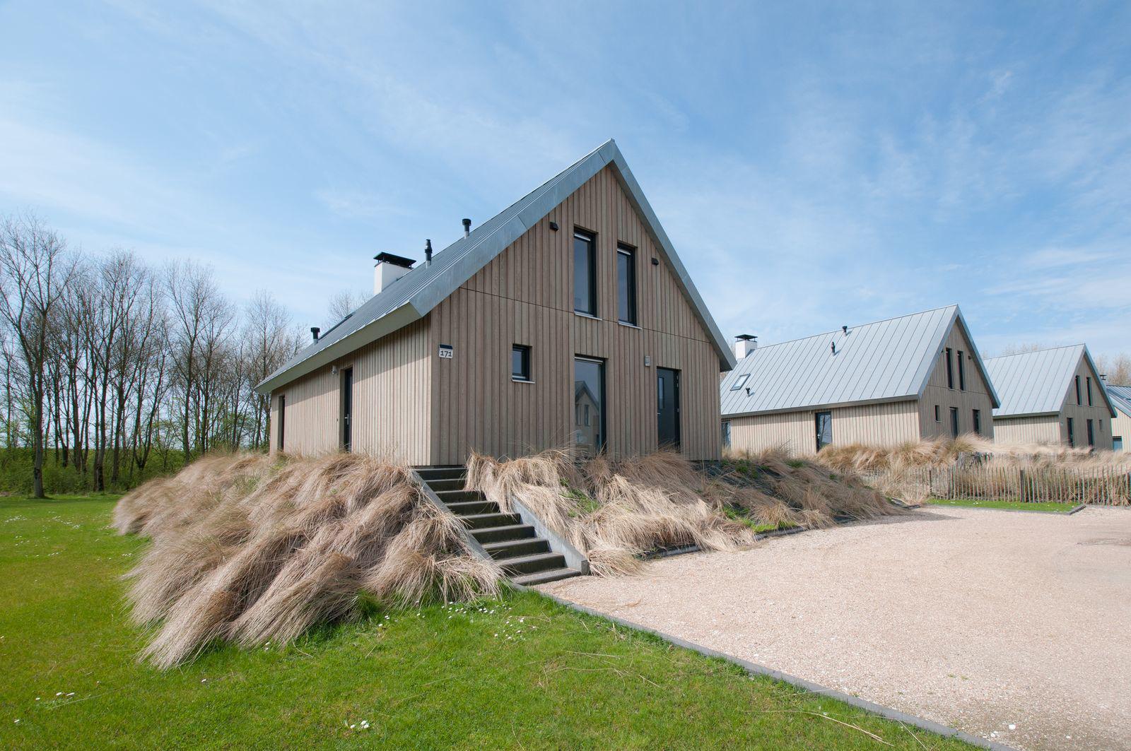 Waterrijk Oesterdam Villa 12 personen Tholen Zeeland