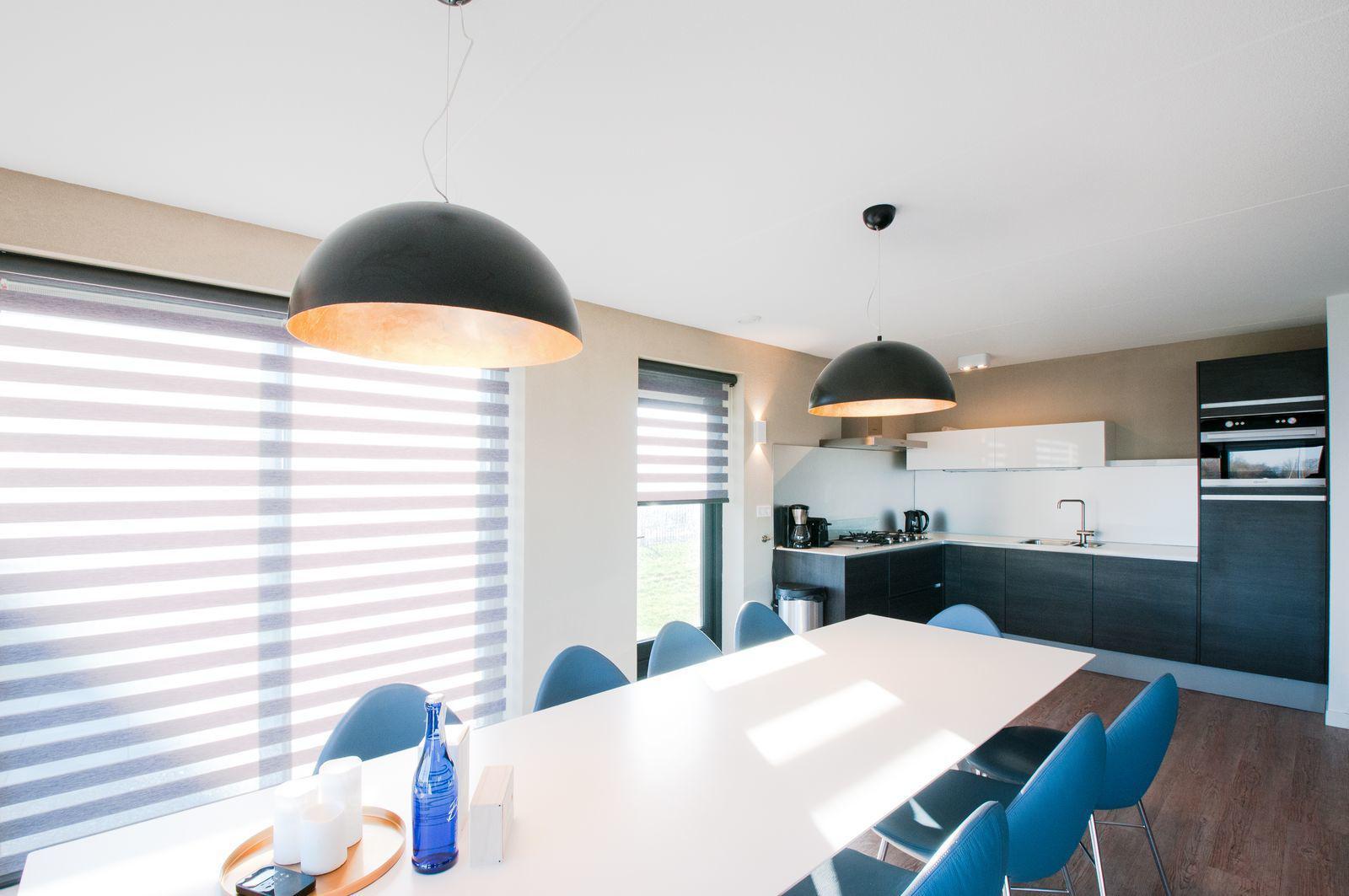 Waterrijk Oesterdam Villa 10 personen Tholen Zeeland