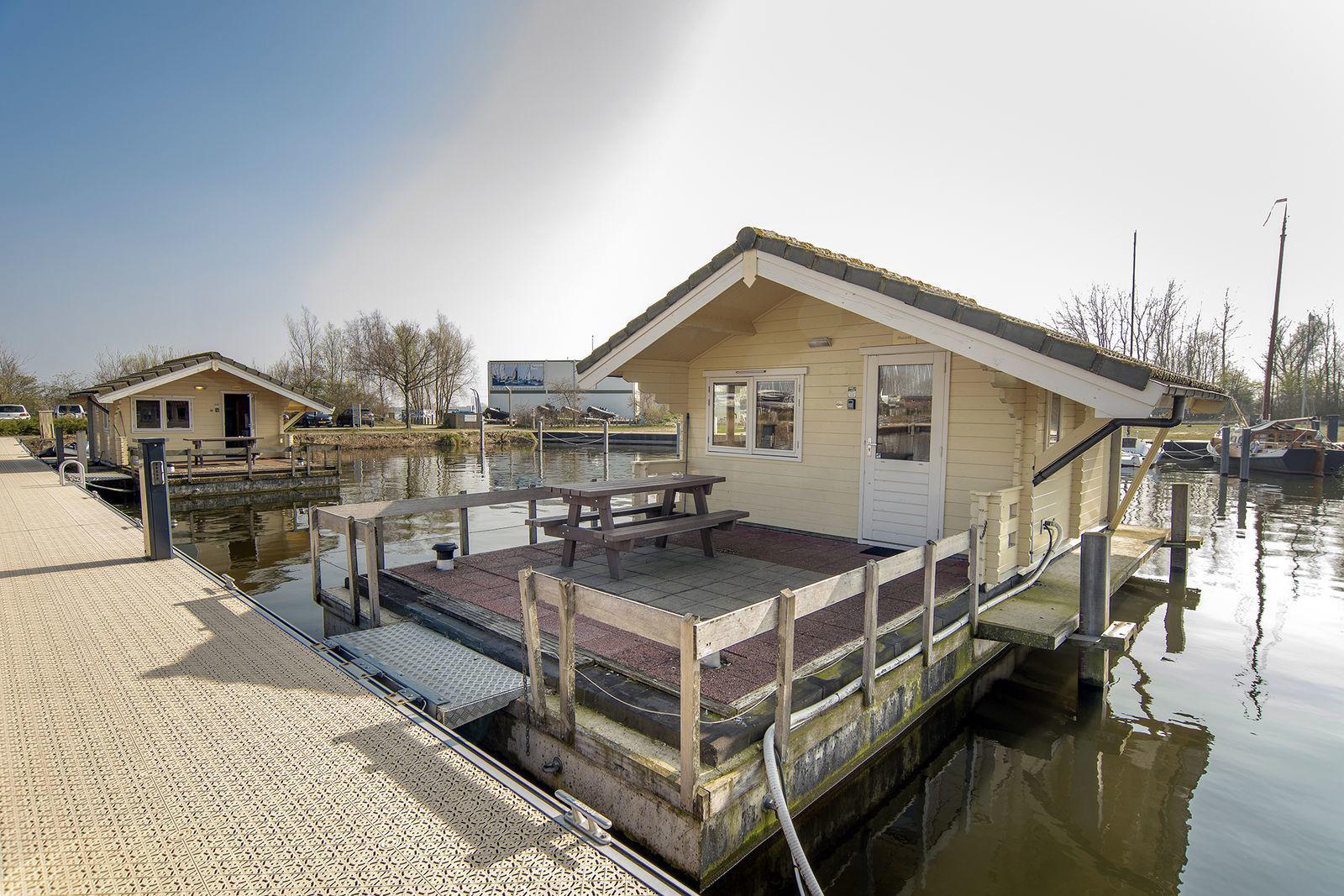 Marina Parcs Chalet 5 personen Almere Flevoland