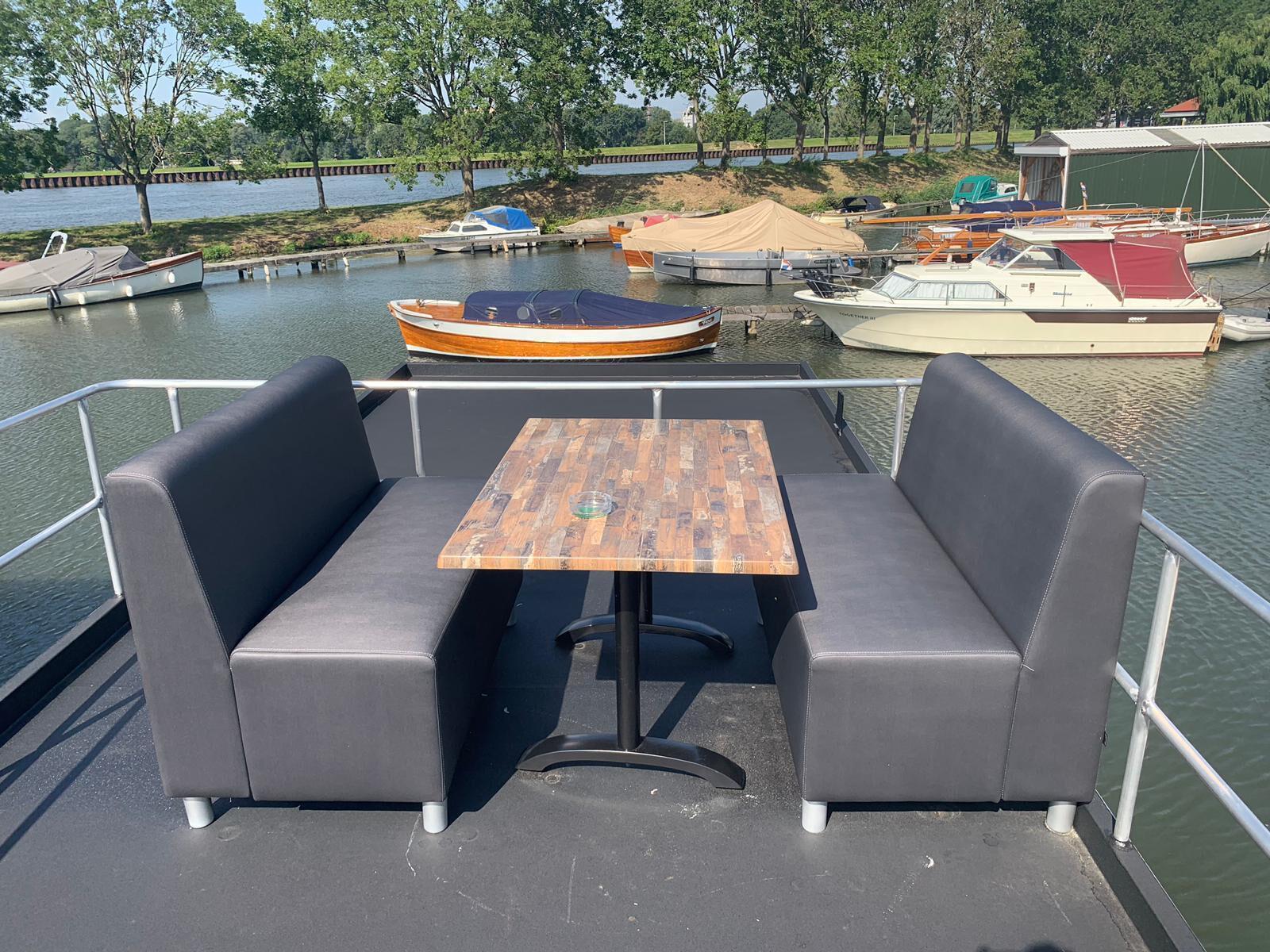 MarinaParcs Havenlogde 4 personen Amsterdam Noord-Holland