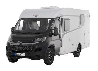 Carado V337 Europa edition verhuur