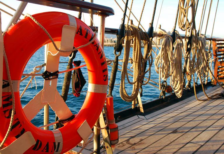 Sunshine Segelschiff Atlantis