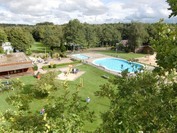 Vakantiepark  t Urkerbos kampeerplaats Urk Flevoland