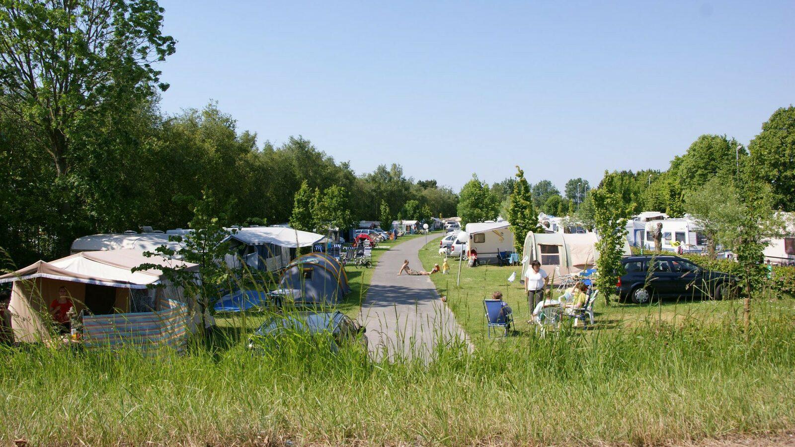 Kompas Camping Westende
