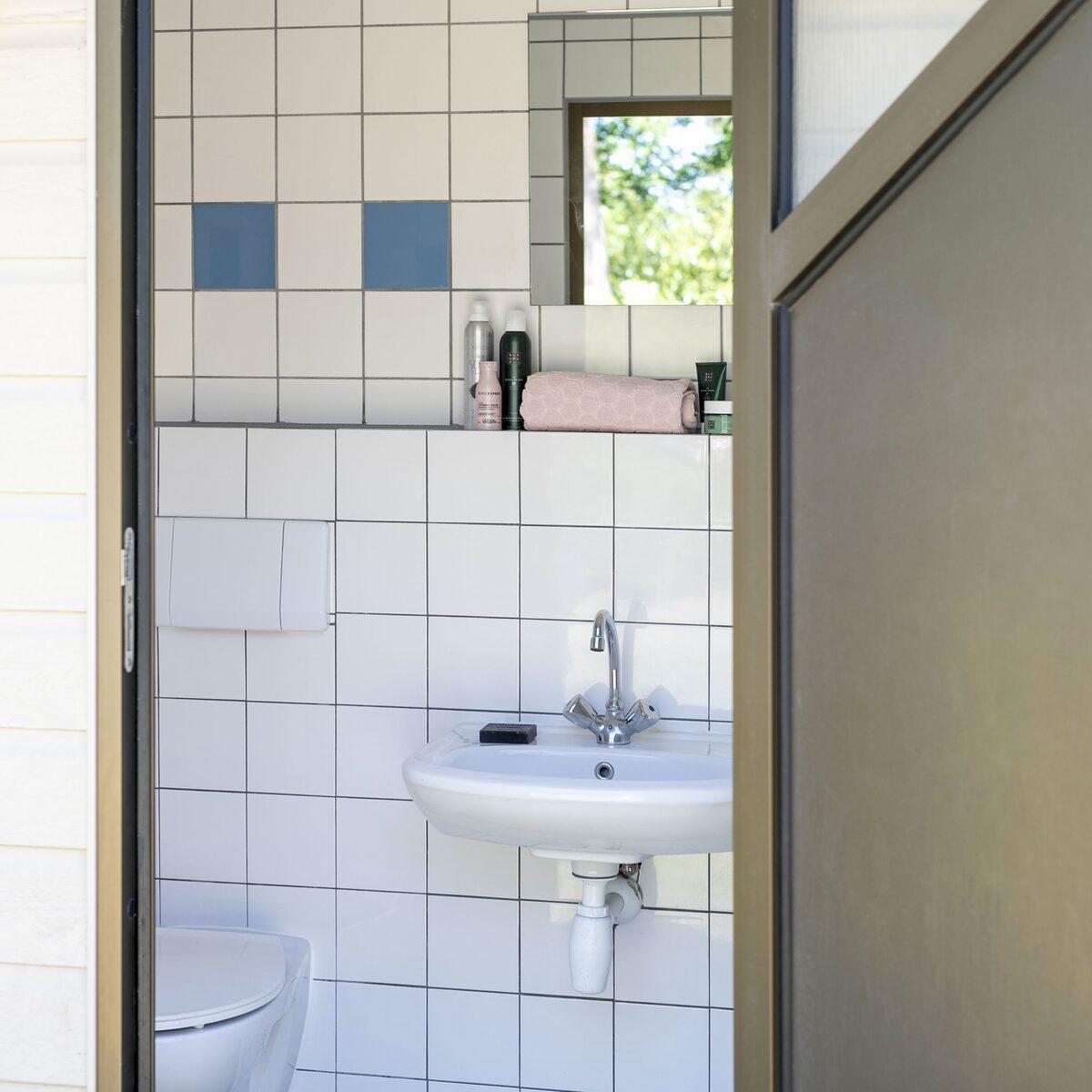 Witterzomer Kampeerplaats met privé sanitair Drenthe Assen