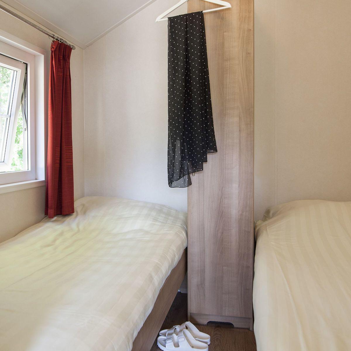 Witterzomer 4 persoons Lodge Drenthe Assen