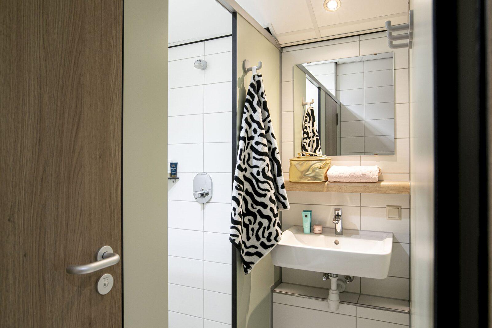 Witterzomer Kampeerplaats met privé badkamer Drenthe Assen