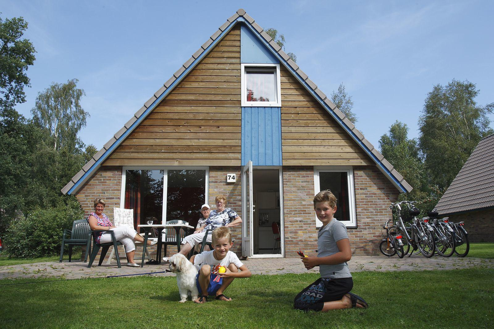 Witterzomer 8 persoons Vakantiehuis Assen Drenthe