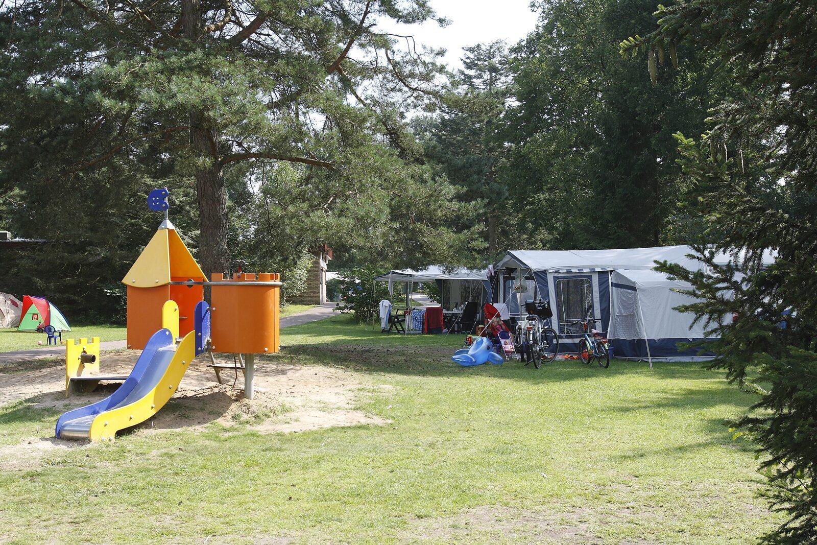 Witterzomer Plus kampeerplaats Drenthe Assen