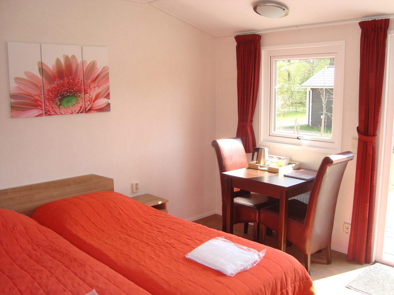 Witterzomer 2 persoons Hotelkamer Drenthe Assen