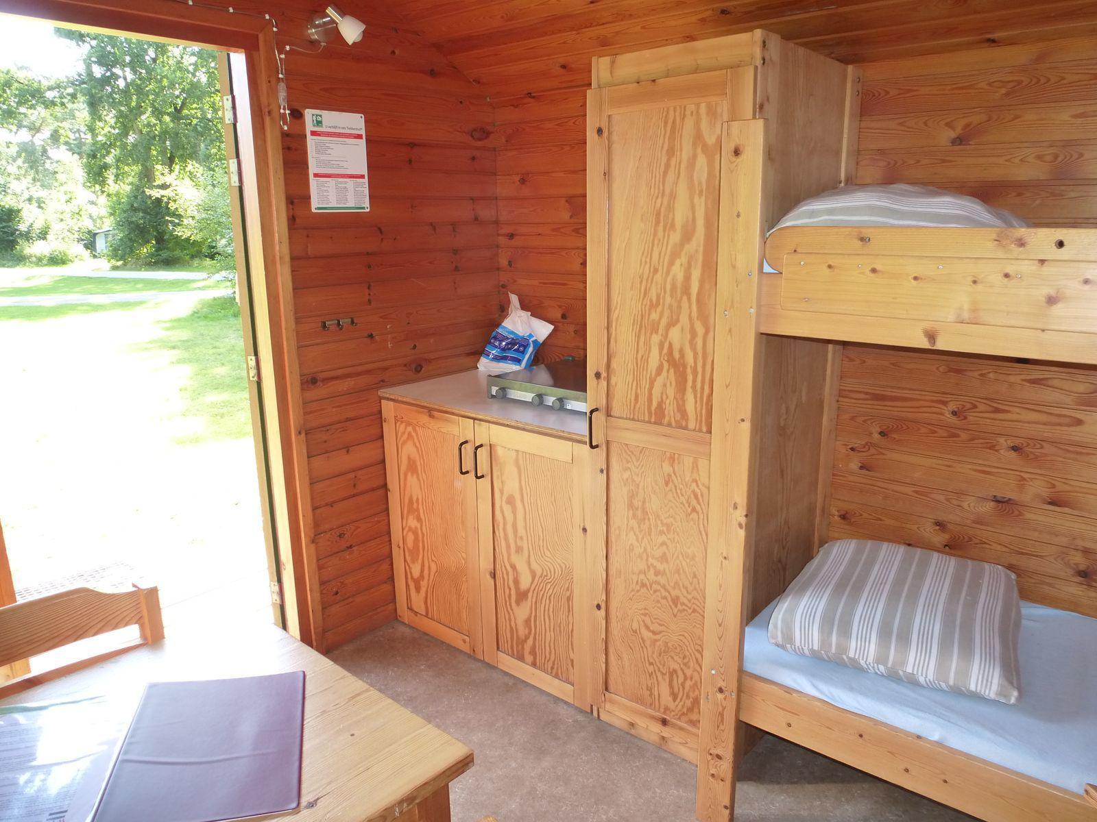 Vakantiepark Witterzomer 4 persoons Trekkershut