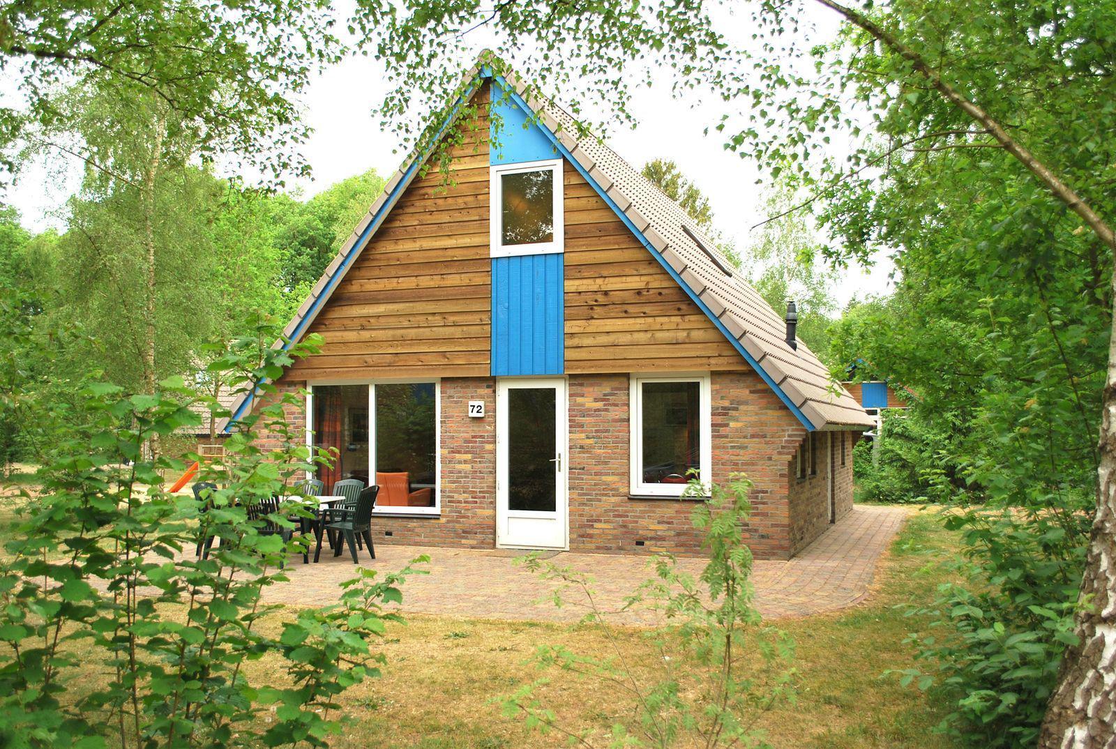 Witterzomer 4 persoons Kindervakantiehuis Drenthe Assen