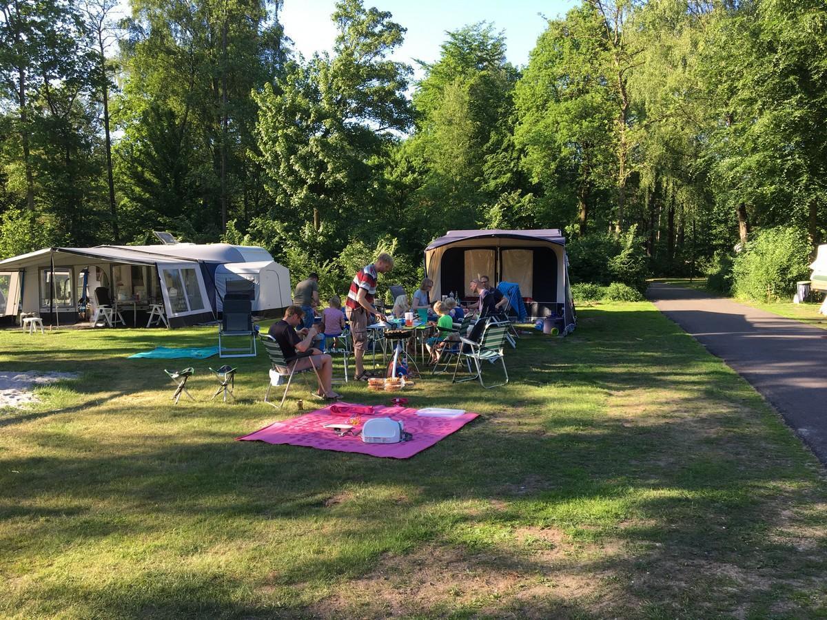 Camping De Ruimte kampeerplaats Dronten Flevoland