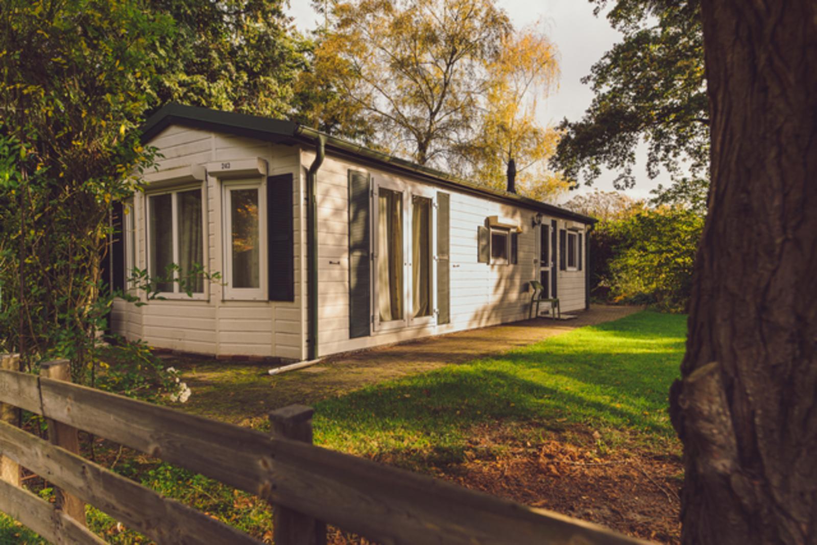 Vakantiepark Mölke Chalet 4 personen Zuna Overijssel
