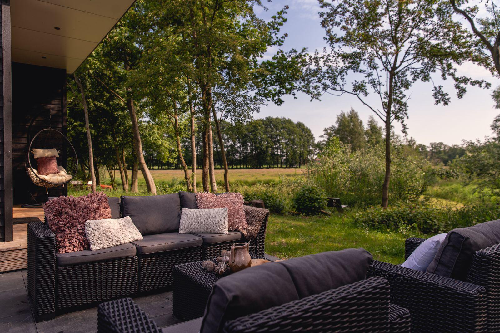 Vakantiepark Mölke River Cabin 6 personen Zuna Overijssel