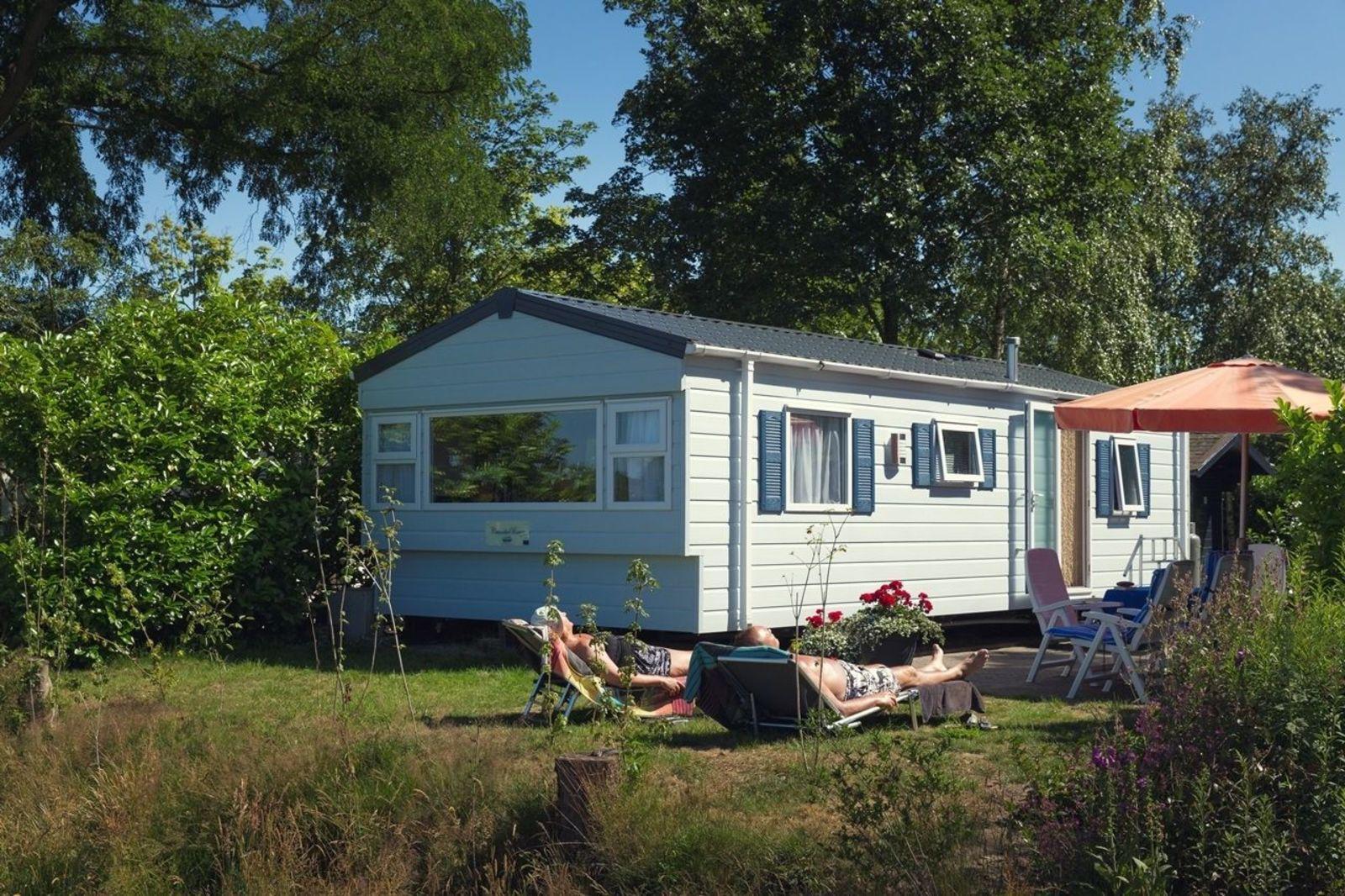 Vakantiepark Mölke Mobile Home 4 personen Zuna Overijssel