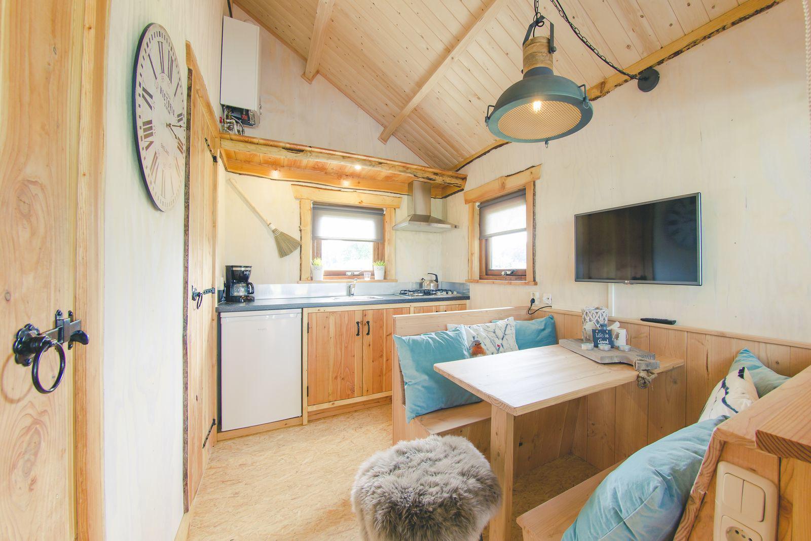 Vakantiepark Molke Regge Cottage 4 personen Zuna Overijssel