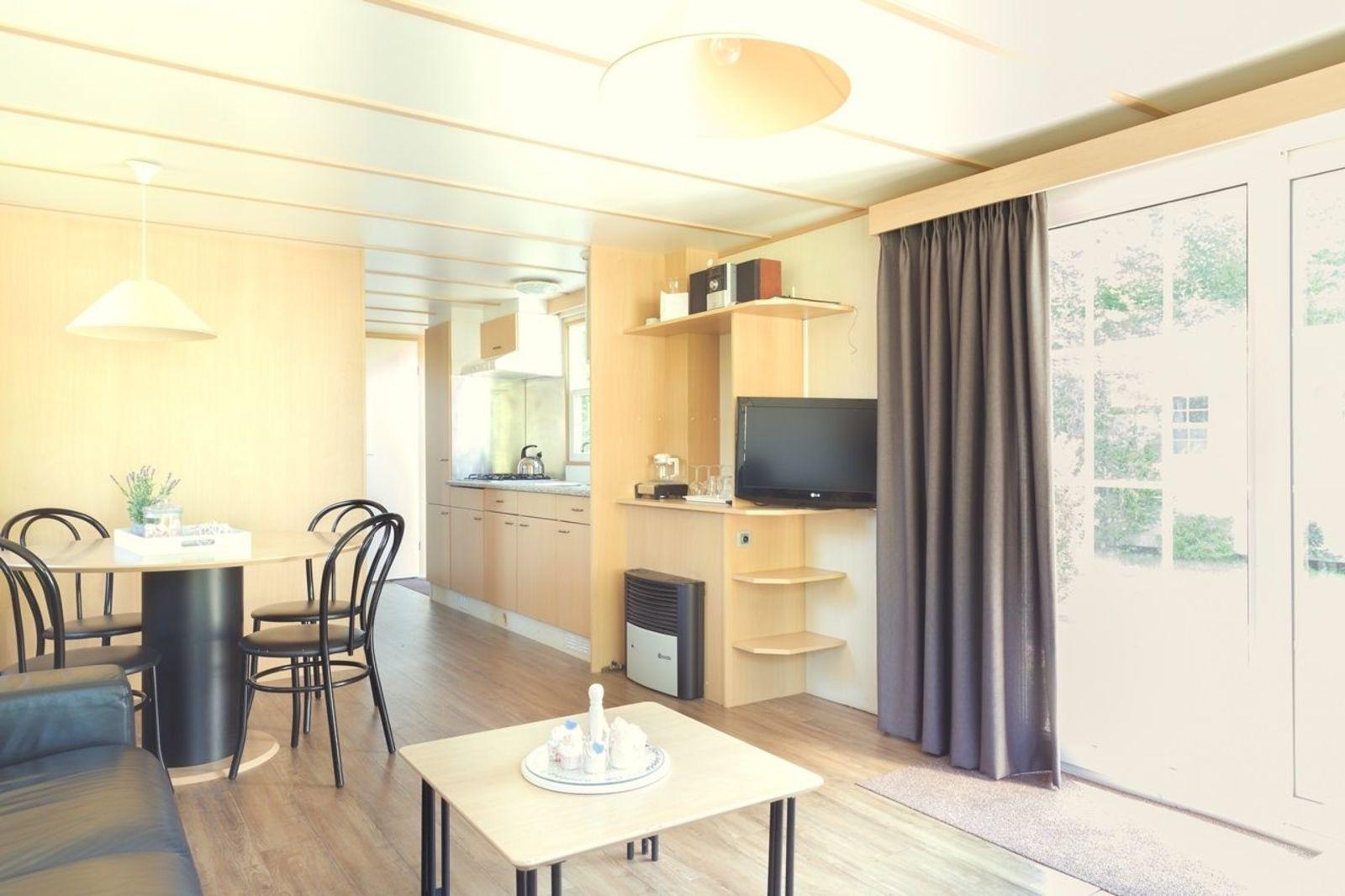 Vakantiepark Mölke bungalette 6 personen Zuna Overijssel